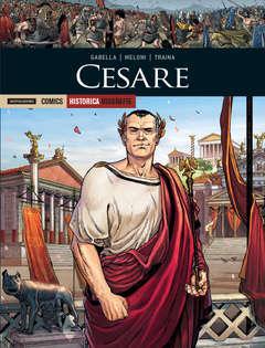 Copertina HISTORICA BIOGRAFIE n.8 - CESARE, MONDADORI COMICS