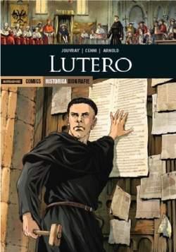Copertina HISTORICA BIOGRAFIE n.6 - LUTERO, MONDADORI COMICS