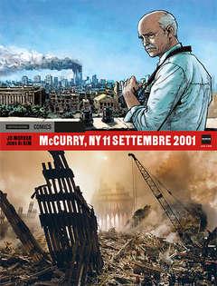 Copertina HISTORICA SPECIAL n.1 - McCURRY, NY 11 SETTEMBRE 2001, MONDADORI COMICS
