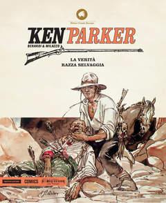 Copertina KEN PARKER n.24 - KEN PARKER VOL.24, MONDADORI COMICS