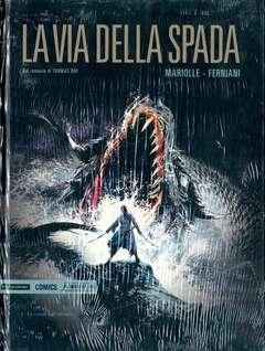 Copertina PRIMA n.2 - LA VIA DELLA SPADA VOL.1, MONDADORI COMICS