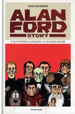Copertina ALAN FORD STORY n.19 - ALAN FORD STORY             19, MONDADORI EDITORE