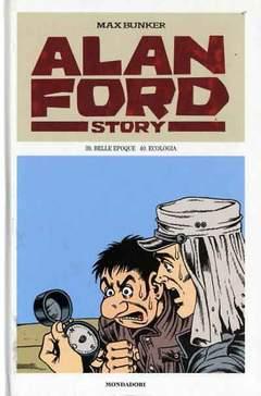 Copertina ALAN FORD STORY n.20 - ALAN FORD STORY             20, MONDADORI EDITORE