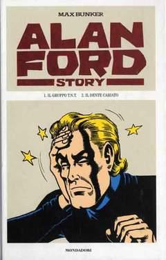 Copertina ALAN FORD STORY n.1 - ALAN FORD STORY              1, MONDADORI EDITORE