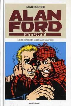 Copertina ALAN FORD STORY n.3 - ALAN FORD STORY              3, MONDADORI EDITORE