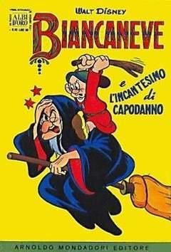 Copertina ALBO D'ORO ANNO 1955 n.52 - Biancaneve e l'incantesimo di capodanno, MONDADORI EDITORE