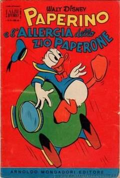 Copertina ALBO D'ORO ANNO 1956 n.11 - Paperino e l'allergia dello zio Paperone, MONDADORI EDITORE