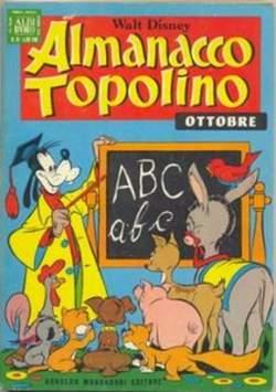 Copertina ALMANACCO TOPOLINO n.154 - ALMANACCO TOPOLINO         154, MONDADORI EDITORE