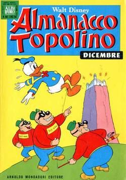 Copertina ALMANACCO TOPOLINO n.168 - ALMANACCO TOPOLINO         168, MONDADORI EDITORE