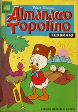 Copertina ALMANACCO TOPOLINO n.170 - ALMANACCO TOPOLINO         170, MONDADORI EDITORE