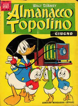 Copertina ALMANACCO TOPOLINO n.18 - ALMANACCO TOPOLINO 18, MONDADORI EDITORE