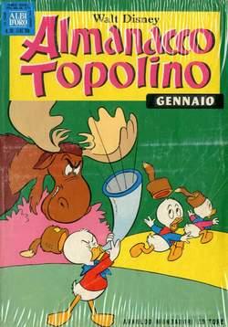 Copertina ALMANACCO TOPOLINO n.181 - ALMANACCO TOPOLINO         181, MONDADORI EDITORE