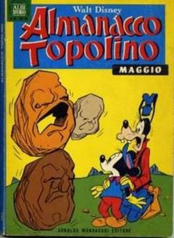 Copertina ALMANACCO TOPOLINO n.185 - ALMANACCO TOPOLINO         185, MONDADORI EDITORE