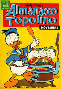 Copertina ALMANACCO TOPOLINO n.191 - ALMANACCO TOPOLINO         191, MONDADORI EDITORE