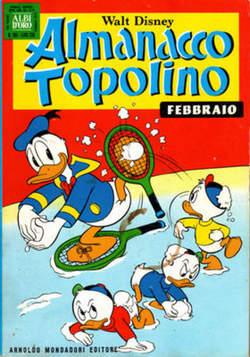 Copertina ALMANACCO TOPOLINO n.194 - ALMANACCO TOPOLINO         194, MONDADORI EDITORE