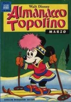 Copertina ALMANACCO TOPOLINO n.195 - ALMANACCO TOPOLINO         195, MONDADORI EDITORE