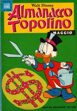Copertina ALMANACCO TOPOLINO n.197 - ALMANACCO TOPOLINO         197, MONDADORI EDITORE