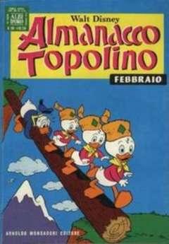 Copertina ALMANACCO TOPOLINO n.206 - ALMANACCO TOPOLINO         206, MONDADORI EDITORE
