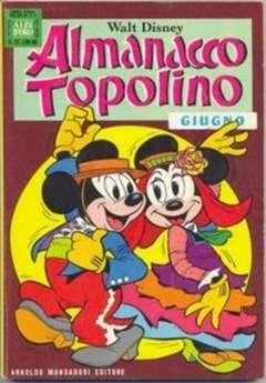 Copertina ALMANACCO TOPOLINO n.222 - ALMANACCO TOPOLINO         222, MONDADORI EDITORE