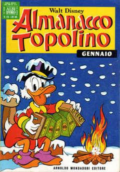 Copertina ALMANACCO TOPOLINO n.229 - ALMANACCO TOPOLINO         229, MONDADORI EDITORE