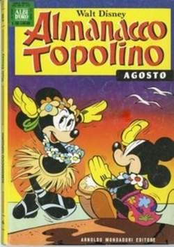 Copertina ALMANACCO TOPOLINO n.236 - ALMANACCO TOPOLINO         236, MONDADORI EDITORE