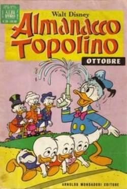 Copertina ALMANACCO TOPOLINO n.238 - ALMANACCO TOPOLINO         238, MONDADORI EDITORE