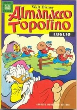 Copertina ALMANACCO TOPOLINO n.247 - ALMANACCO TOPOLINO         247, MONDADORI EDITORE