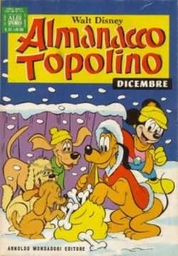 Copertina ALMANACCO TOPOLINO n.252 - ALMANACCO TOPOLINO         252, MONDADORI EDITORE
