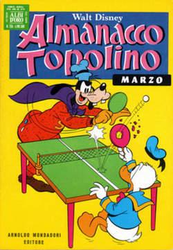 Copertina ALMANACCO TOPOLINO n.255 - ALMANACCO TOPOLINO         255, MONDADORI EDITORE