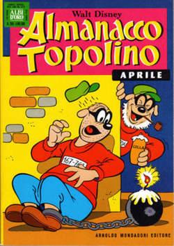 Copertina ALMANACCO TOPOLINO n.256 - ALMANACCO TOPOLINO         256, MONDADORI EDITORE