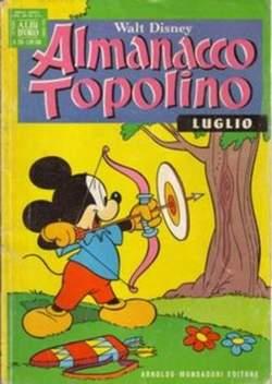 Copertina ALMANACCO TOPOLINO n.259 - ALMANACCO TOPOLINO         259, MONDADORI EDITORE