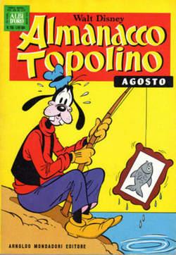 Copertina ALMANACCO TOPOLINO n.260 - ALMANACCO TOPOLINO         260, MONDADORI EDITORE