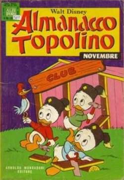 Copertina ALMANACCO TOPOLINO n.263 - ALMANACCO TOPOLINO         263, MONDADORI EDITORE
