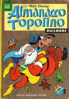 Copertina ALMANACCO TOPOLINO n.264 - ALMANACCO TOPOLINO         264, MONDADORI EDITORE