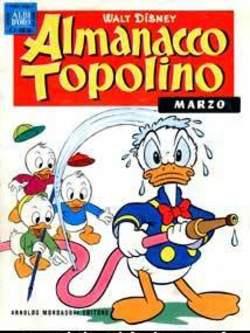 Copertina ALMANACCO TOPOLINO n.27 - ALMANACCO TOPOLINO 27, MONDADORI EDITORE