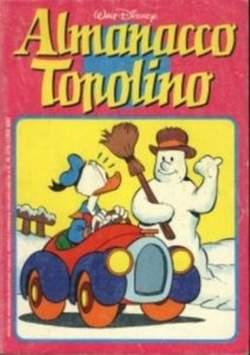 Copertina ALMANACCO TOPOLINO n.278 - ALMANACCO TOPOLINO         278, MONDADORI EDITORE