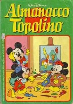 Copertina ALMANACCO TOPOLINO n.279 - ALMANACCO TOPOLINO         279, MONDADORI EDITORE