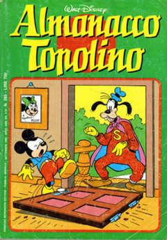 Copertina ALMANACCO TOPOLINO n.285 - ALMANACCO TOPOLINO         285, MONDADORI EDITORE