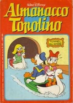 Copertina ALMANACCO TOPOLINO n.297 - ALMANACCO TOPOLINO         297, MONDADORI EDITORE