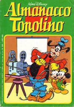 Copertina ALMANACCO TOPOLINO n.298 - ALMANACCO TOPOLINO         298, MONDADORI EDITORE