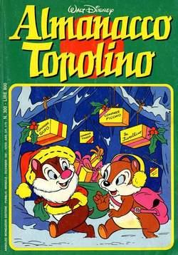 Copertina ALMANACCO TOPOLINO n.300 - ALMANACCO TOPOLINO         300, MONDADORI EDITORE