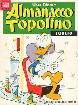 Copertina ALMANACCO TOPOLINO n.31 - ALMANACCO TOPOLINO 31, MONDADORI EDITORE