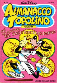 Copertina ALMANACCO TOPOLINO n.330 - ALMANACCO TOPOLINO         330, MONDADORI EDITORE