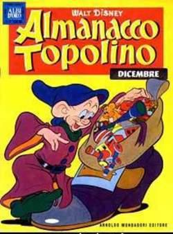 Copertina ALMANACCO TOPOLINO n.48 - ALMANACCO TOPOLINO 48, MONDADORI EDITORE
