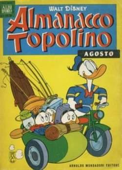 Copertina ALMANACCO TOPOLINO n.68 - ALMANACCO TOPOLINO 68, MONDADORI EDITORE