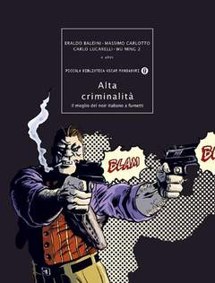 Copertina ALTA CRIMINALITA' n. - ALTA CRIMINALITA', MONDADORI EDITORE
