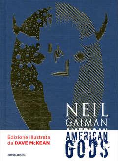Copertina AMERICAN GODS Ed. Illustrata n. - AMERICAN GODS - Edizione Illustrata, MONDADORI EDITORE