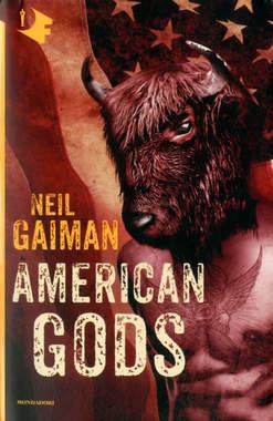 Copertina AMERICAN GODS Nuova Edizione n. - AMERICAN GODS, MONDADORI EDITORE