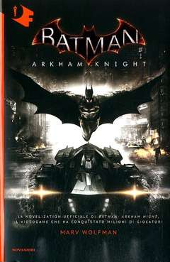 Copertina BATMAN ARKHAM KNIGHT n. - BATMAN - ARKHAM KNIGHT, MONDADORI EDITORE