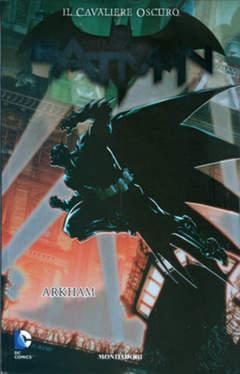 Copertina CAVALIERE OSCURO BATMAN n.1 - IL RITORNO DI BATMAN, MONDADORI EDITORE